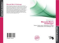 Bookcover of Maccabi Men's Challenger