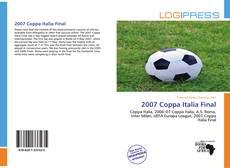 Bookcover of 2007 Coppa Italia Final