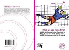 Bookcover of 2009 Coppa Italia Final