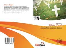 Couverture de Hilaire (Pape)