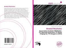 Bookcover of Anatoli Nezhelev