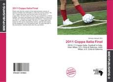 Bookcover of 2011 Coppa Italia Final