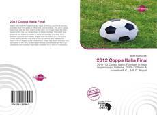 Bookcover of 2012 Coppa Italia Final
