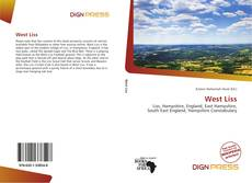 Bookcover of West Liss