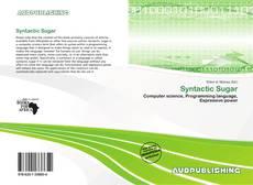 Copertina di Syntactic Sugar