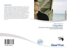 Couverture de Linguistics