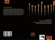 Saint Génebaud的封面
