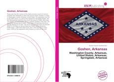 Goshen, Arkansas的封面