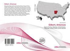 Capa do livro de Gilbert, Arkansas