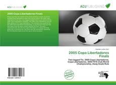 Обложка 2005 Copa Libertadores Finals