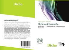 Обложка Reformed Esperanto