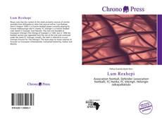 Lum Rexhepi的封面