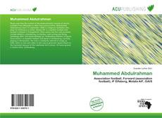 Bookcover of Muhammed Abdulrahman