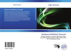 Capa do livro de Brisbane Exhibition Ground