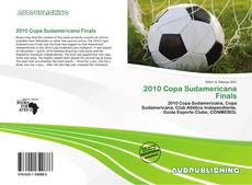 Bookcover of 2010 Copa Sudamericana Finals