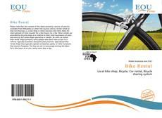 Bike Rental kitap kapağı