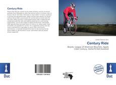 Bookcover of Century Ride