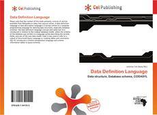 Bookcover of Data Definition Language