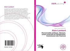 Bookcover of Alain Lambert
