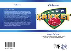 Bookcover of Angel Ground