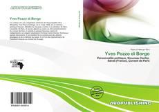 Bookcover of Yves Pozzo di Borgo