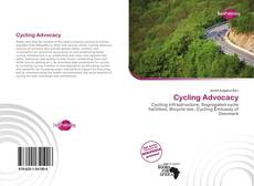 Bookcover of Cycling Advocacy