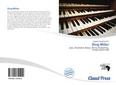 Bookcover of Sing Miller