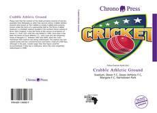 Buchcover von Crabble Athletic Ground