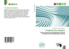 Trophée des Alpilles kitap kapağı