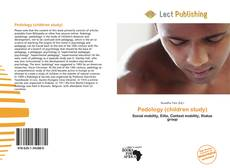 Bookcover of Pedology (children study)
