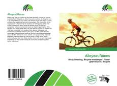 Bookcover of Alleycat Races