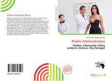 Couverture de Public Administration