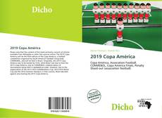Bookcover of 2019 Copa América