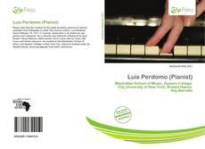 Portada del libro de Luis Perdomo (Pianist)