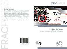 Bookcover of English Software