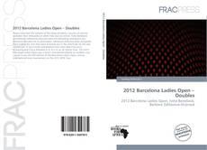 Borítókép a  2012 Barcelona Ladies Open – Doubles - hoz