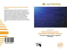Buchcover von British Colloquium for Theoretical Computer Science