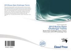 Copertina di 2012 Busan Open Challenger Tennis