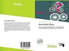 Saxo Bank Wins的封面
