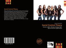 Couverture de Social Control Theory