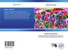 Capa do livro de Andrei Arlashin