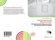 Borítókép a  Rio Grande do Sul Museum of Art - hoz
