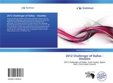 Copertina di 2012 Challenger of Dallas – Doubles
