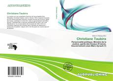 Couverture de Christiane Taubira