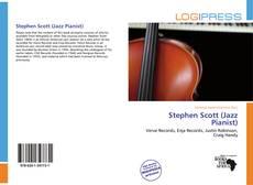 Portada del libro de Stephen Scott (Jazz Pianist)