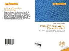 Capa do livro de 1992 ATP Tour World Championships