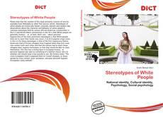 Stereotypes of White People kitap kapağı