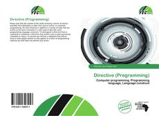 Bookcover of Directive (Programming)