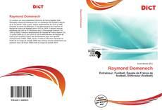 Обложка Raymond Domenech