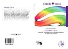 Buchcover von Philippe Lucas